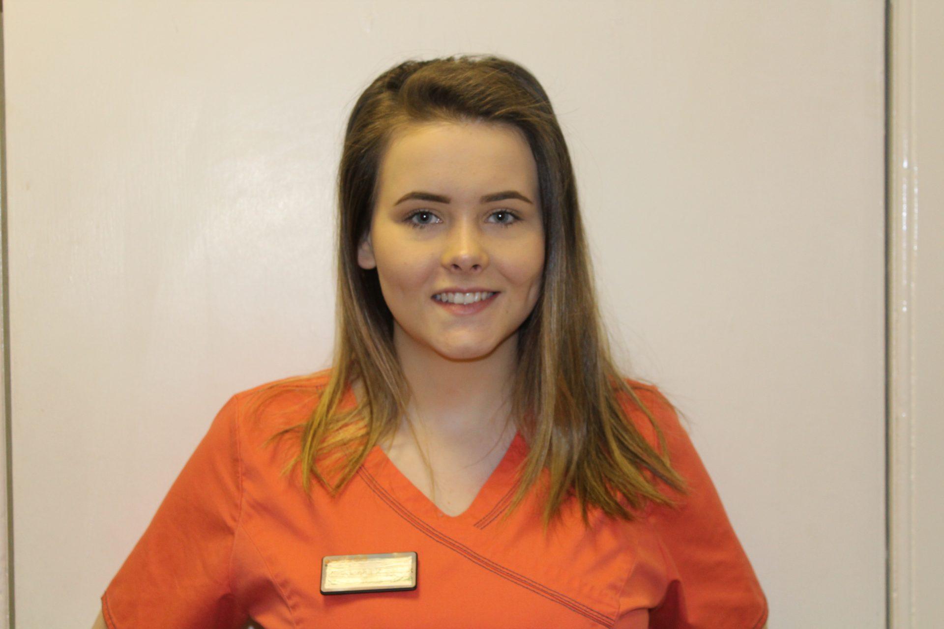 Miss Jenna Kilpatrick Trainee Dental Nurse